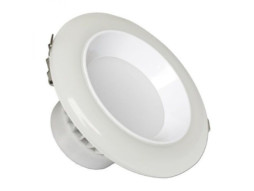 LED downlighter 12W dimabilno 3000 – 6000K 750LM 120° – Optonica