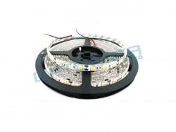 LED traka 5050 60 ledica/m 12V 14,4W/m prirodno bijela IP20 – bijela baza – Optonica