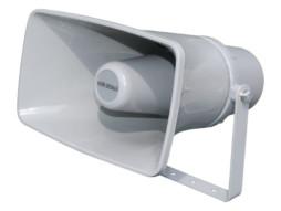 Zvučnik truba 20W, 100V, aluminijsko kućište, sivi – X-Audio