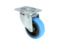 Kotač 100 mm, rotirajući svjetlo plavi – Adam Hall