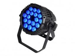 LED reflektor vodootporni 18 x 10W, 5u1, RGBWA