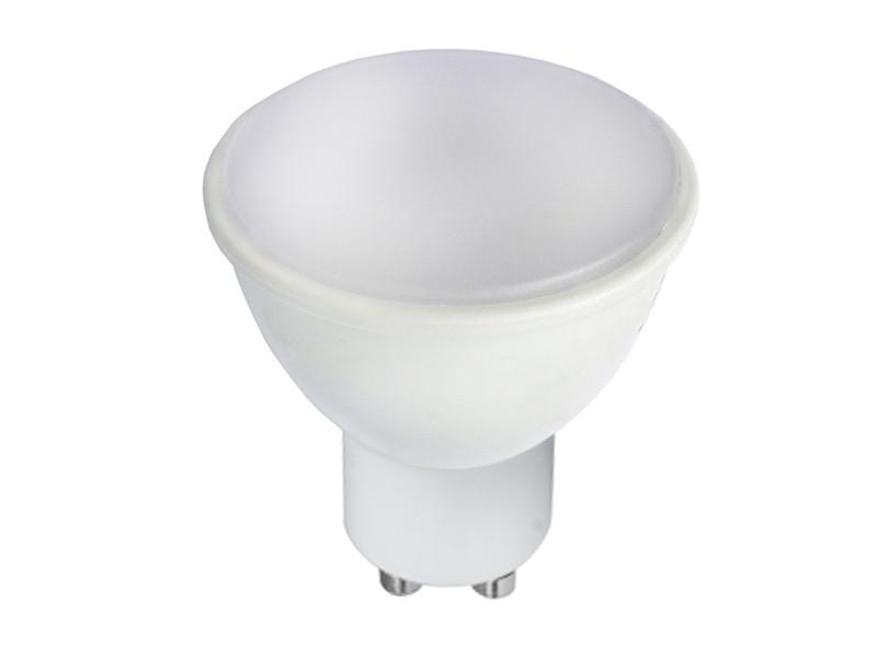 LED žarulja GU10 7W/175 – 265V 110° SMD toplo bijela – dimabilno – Optonica