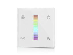 Dimer za RGB/RGBW LED traku zidni – Optonica