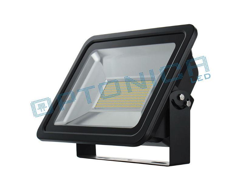 LED SMD radni reflektor 150W AC95V-AC265V 80lm/W 150° 4500K prirodna bijela – IP66 vodootporno – Optonica