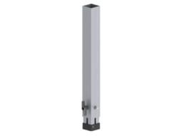 Teleskopske noge za aluminijsku pozornicu, 60-100cm (set 4 komada)