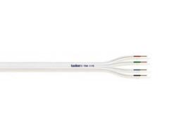 Kabel 4 žile (4 boje, dvostruki oplet), 4×0,22mm2, za LED RGB traku – Tasker TSK1170