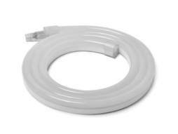 Neon Strip 2800K toplo bijela, SMD3528, led traka u fleksibilnoj vodootpornoj zaštiti IP67 120led/m 9,6W/m AC220V – Optonica