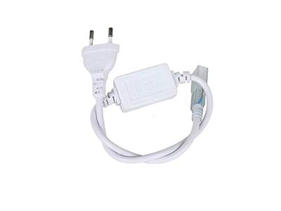 Neon Strip kontroler s utikačem za bijelu traku, IP-65 AC220V