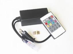 Neon Strip kontroler i napajanje za RGB neon traku – DDO