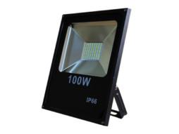 LED SMD radni reflektor 100W AC95V-AC265V 80lm/W 150° 4500K prirodna bijela – IP66 vodootporno – Optonica