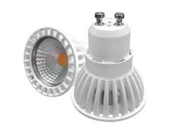 LED žarulja GU10 6W/220V 50° COB 2700K topla bijela – Optonica
