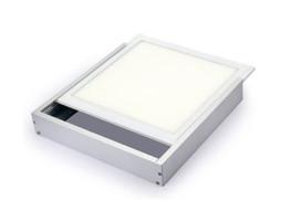 LED panel OKVIR 600x600mm – Optonica
