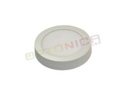 LED panel ugradbeni okrugli, 18W, 4500K prirodno bijela – Optonica