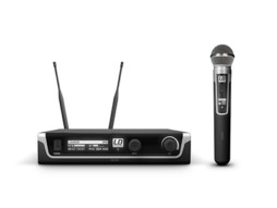 Bežični mikrofonski set s ručnim dinamičkim mikrofonom 584-608MHz – LD Systems U505 HHD
