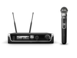 Bežični mikrofosnki set s ručnim dinamičkim mikrofonom 655-679MHz – LD Systems U506 HHD