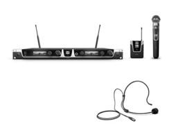 Bežični mikrofonski set s bodypackom, naglavnim mikrofonom i dinamičkim ručnim mikrofonom 655-679MHz – LD Systems U506 HBH 2