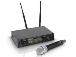 Bežični mikrofonski set s dinamičkim ručnim mikrofonom 516-558MHz – LD Systems WIN 42 HDD B 5