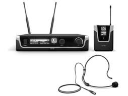 Bežični mikrofonski set s bodypackom i naglavnim mikrofonom 1785-1800MHz – LD Systems U518 BPH