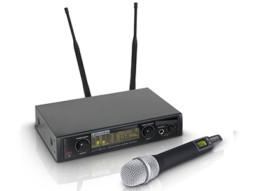 Bežični mikrofonski set s kondenzatorskim mikrofonom 516-558 MHz – LD Systems WIN 42 HHC B 5