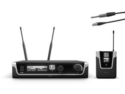 Bežični mikrofonski set s bodypackom i kablom za gitaru 655-679MHz – LD Systems U506 BPG