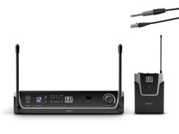 Bežični mikrofonski set s bodypackom i kablom za gitaru 584-608MHz – LD Systems U305 BPG
