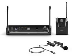 Bežični mikrofonski set s bodypackom i mikrofonom sa zakačkom za instrument 655-679MHz – LD Systems U306 BPW