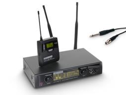 Bežični mikrofonski set s belt packom i kablom za gitaru 516-558MHz – LD Systems WIN 42 BPG B 5
