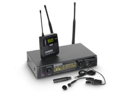 Bežični mikrofonski set s belt packom i mikrofonom sa zakačkom za instrument 734-776MHz – LD Systems WIN 42 BPW