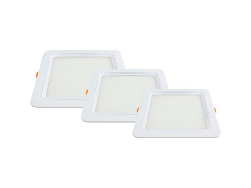 LED panel ugradbeni četvrtasti 6W AC95-265V 375LM hladno bijela 6000K City line – Optonica