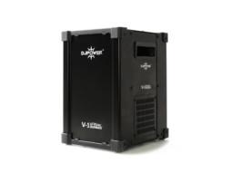Set od dvije mašine za prskalice,Visina max 5m, DMX, max 700W + dva pakiranja praha 200g, potrošnja na max visini 14g/min – DJ Power