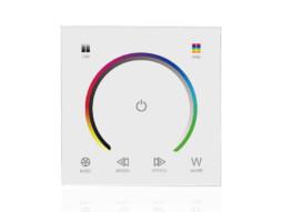 Zidni kontroler za led traku  RGB Touch 3x4A