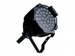LED reflektor STUDIO BEAM, 36x3W (24 bijele + 12 amber ledica Edison)