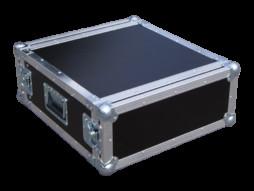 "Flightcase kofer 19"" rack, 4 U PRO, 9mm šperploča- X-Audio"