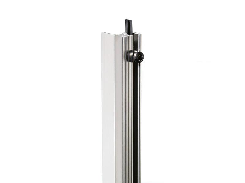 Šina aluminijska za vijke, 4m – Adam Hall