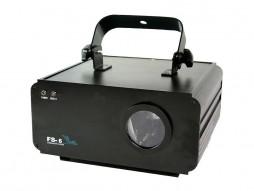 Laser FS6, 100 mW crvena, 150 mW žuta, 50 mW zelena, DMX – CR