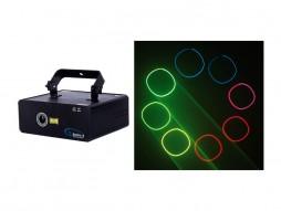 Laser SCAN-3 Pro, 300 mW crvena, 380 mW žuta, 80 mW zelena, DMX