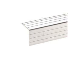 Lajsna aluminijska kutna 30x30mm 4m – Adam Hall
