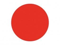 Filter rola 164, plameno crvena, 1,22m x 0,53m – Showtec