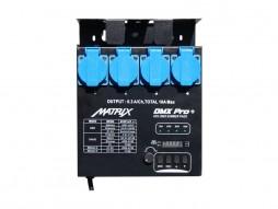 Dimer MultiDim MKII PRO, dimer/switcher, 4×1000 W, DMX s regulacijom kanala