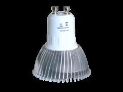 LED žarulja, GU10, 3×1 W, 60°, hladna bijela, dimabilna – X-Light