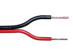 Zvučnički kabel crveno crni 2×0,75mm
