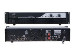 Pojačalo PE300, 2x 100W (8 Ohm), 2x 150W (4 Ohm), 2x 200W (2 Ohm) – X-Audio