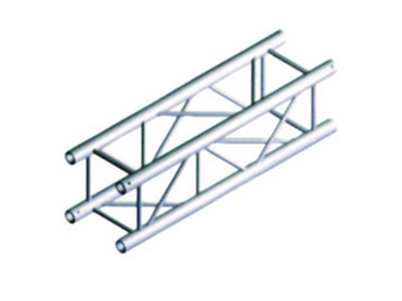 Alu konstrukcija PQ30-150, kvadratna, ravna, 1,5 m + spajalice – Milos
