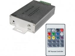 Kontroler za LED traku, 4Ax3 kanala s RF daljinskim 20 tipki – DDO
