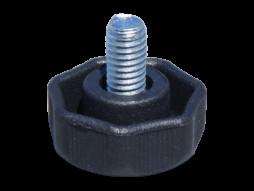 Plastični stezač vijak M6/10mm za stalak MIC-5/MIC-8 – Athletic