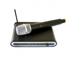 Bežični UHF set, uključen mikrofon, fiksna freq. 619,15 MHz – X-Audio