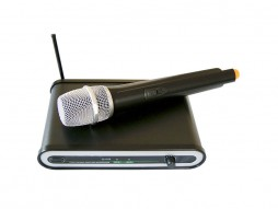 Bežični UHF set, uključuje mikrofon, fiksna freq. 696,65MHz – X-Audio