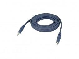 Gotovi kabel, mala banana 3,5mm na malu bananu 3,5mm, 1,5m – DAP