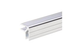 Lajsna aluminijska dupli kut, za 7 mm ploču, 4m – Adam Hall