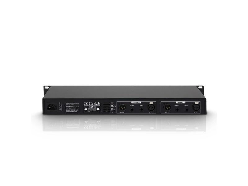 Ekvilajzer, EQ215, 2 x 15-Band, grafički – LD Systems
